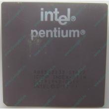 Процессор Intel Pentium 133 SY022 A80502-133 (Дмитров)