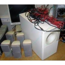 Компьютерная акустика Microlab 5.1 X4 (210 ватт) в Дмитрове, акустическая система для компьютера Microlab 5.1 X4 (Дмитров)