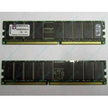 Серверная память 512Mb DDR ECC Registered Kingston KVR266X72RC25L/512 pc2100 266MHz 2.5V (Дмитров).