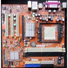 Материнская плата WinFast 6100K8MA-RS socket 939 (Дмитров)