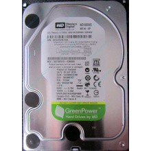Б/У жёсткий диск 1Tb Western Digital WD10EVVS Green (WD AV-GP 1000 GB) 5400 rpm SATA (Дмитров)