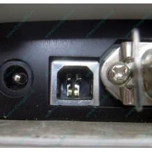 Термопринтер Zebra TLP 2844 (выломан USB разъём в Дмитрове, COM и LPT на месте; без БП!) - Дмитров