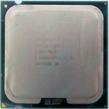 Процессор Б/У Intel Core 2 Duo E8200 (2x2.67GHz /6Mb /1333MHz) SLAPP socket 775 (Дмитров)