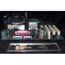 Комплект: плата Intel D845GLAD с процессором Intel Pentium-4 1.8GHz s.478 и памятью 512Mb DDR1 Б/У (Дмитров)