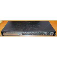 Б/У коммутатор D-link DES-3200-28 (24 port 100Mbit + 4 port 1Gbit + 4 port SFP) - Дмитров