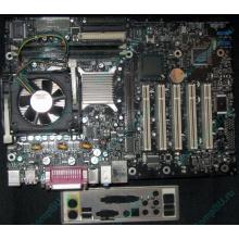 Материнская плата Intel D845PEBT2 (FireWire) с процессором Intel Pentium-4 2.4GHz s.478 и памятью 512Mb DDR1 Б/У (Дмитров)