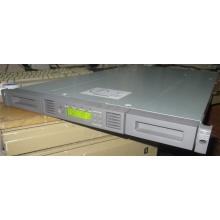 HP AH562A StorageWorks 1/8 Ultrium 920 G2 SAS Tape Autoloader LVLDC-0501 LTO-3 (Дмитров)